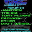 """Bridging The Music Presents : Back To The Kitchen!! [5/6/11] The Sound Kitchen / In association with Palace Entertainment Group """"Back To The Kitchen"""" [5/6/11]"""
