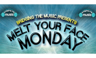 Melt Your Face Monday _ Image Banner