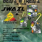 Beatz&Treatz all dates edit