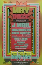 2nd Annual May Daze to take place at The Fox Theatre in Boulder, CO on May 1st!